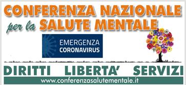 APPELLO – Covid-19: la tutela della salute mentale cruciale per contrastare i danni dell'epidemia.